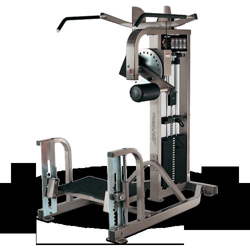 4 way hip machine